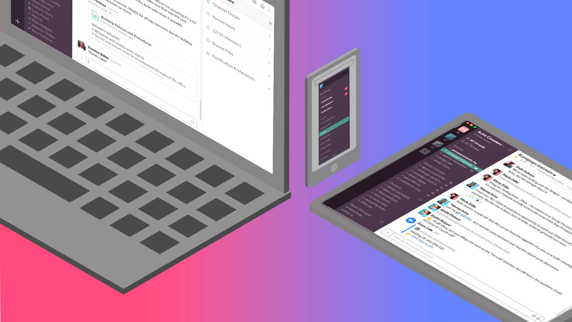Best Form(s) Of Communication In The Office: Slack?