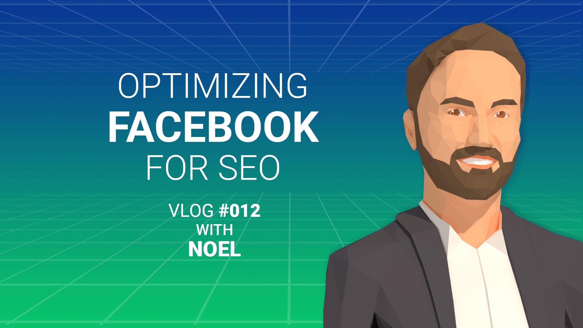 Optimizing Facebook for SEO