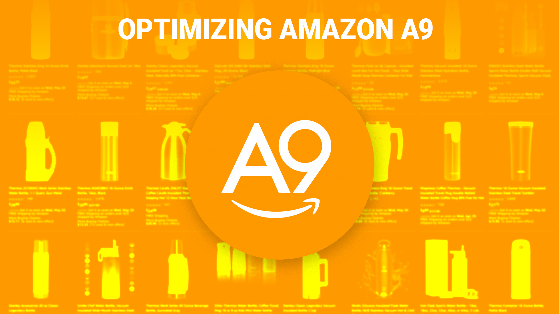 SEO for Amazon Sellers: Optimizing Amazon A9