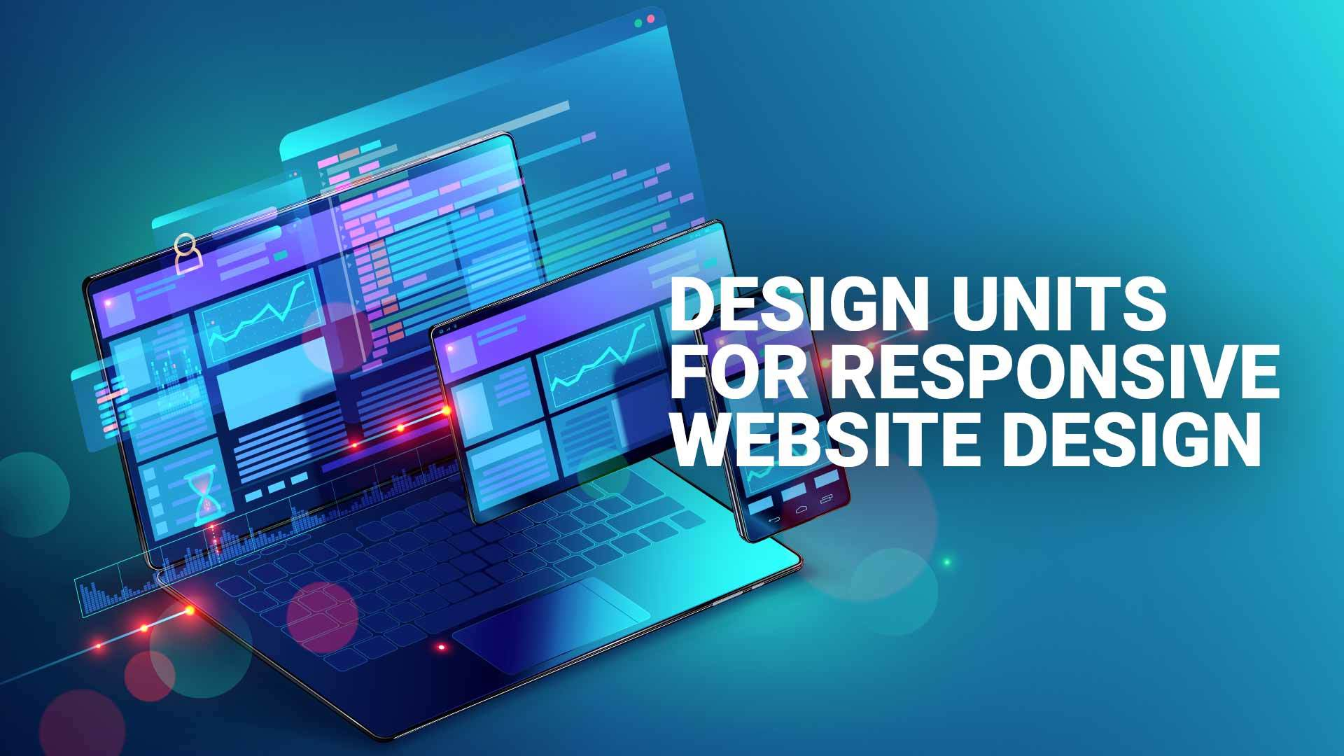 Ecommerce Website Design Units Ecommerce Optimization