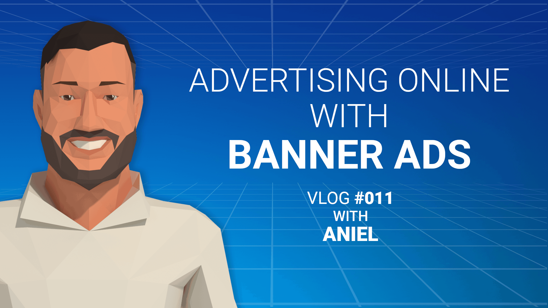 Advertising online with banner ads