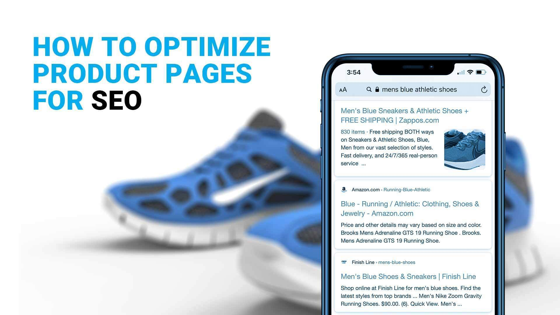 How to Optimize Product Pages for Shopify SEO