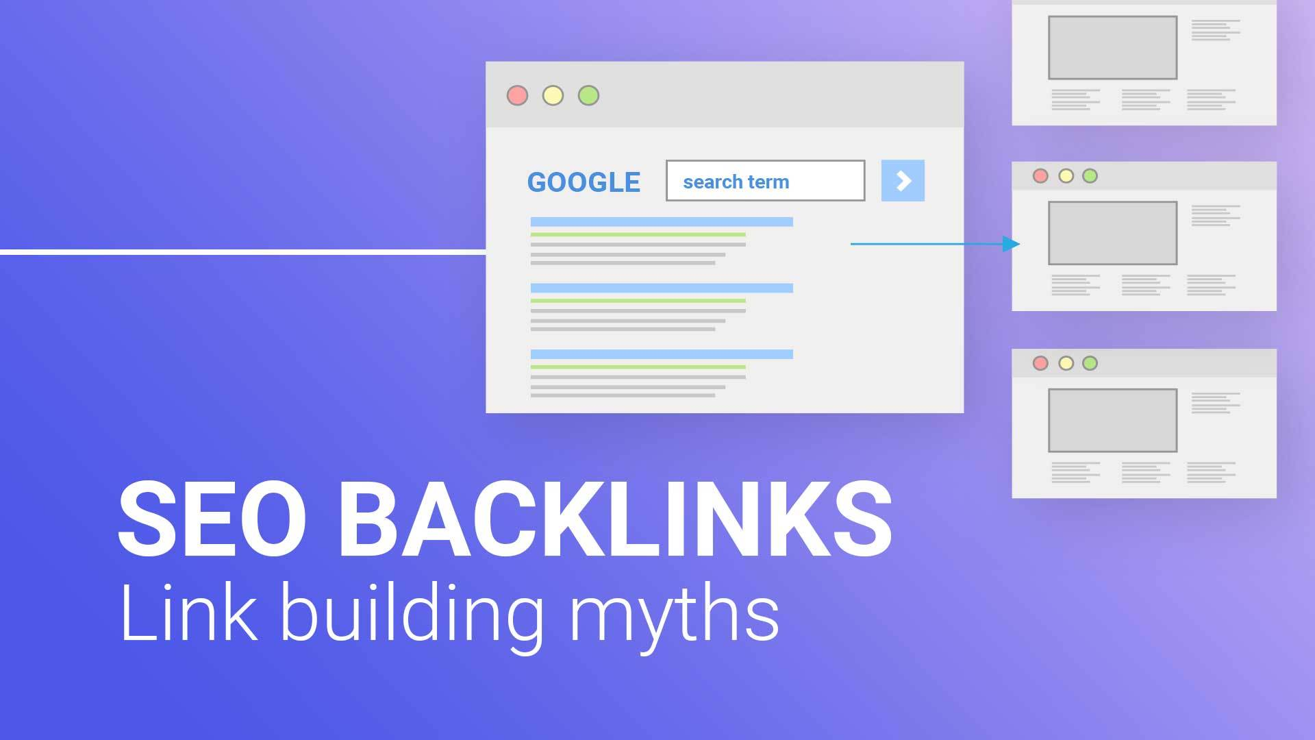 seo backlink myths