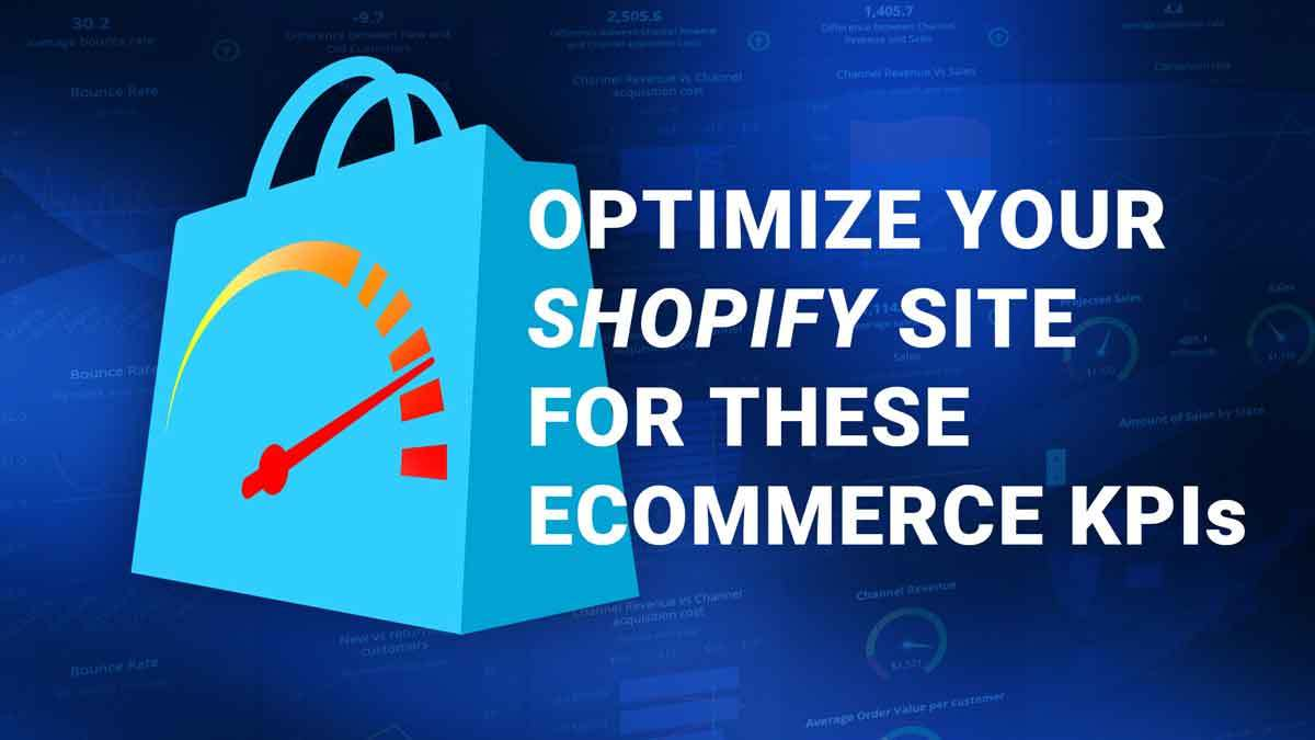 Shopify Benchmarks Bounce Rate Conversion Rate