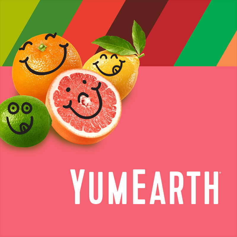 YumEarth Craft CMS Web Design