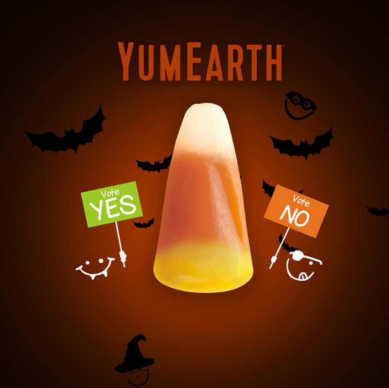 YumEarth Debate Digital Marketing Campaign