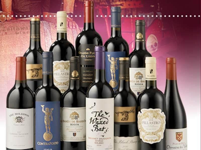 Laitwaites Wine Email Marketing Campaign